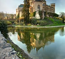 Castle of Spirits by Viktor Bors