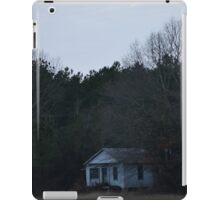 House in the Woods iPad Case/Skin