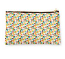 Cool Flashy Pattern Studio Pouch
