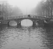 On the bridges of Amsterdam by Maxim Mayorov