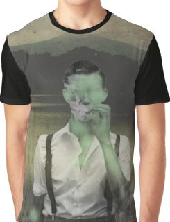 When smoke gets in your eyes Graphic T-Shirt