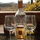 Stopping by the Winery in the Mountains by Sherry Hallemeier