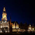 Night panorama of Verne,  Belgium by Maxim Mayorov