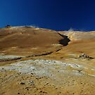 Hverarönd geothermal area by lukasdf