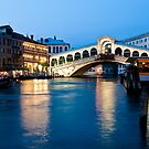Rialto bridge in Venice, Italy by Maxim Mayorov