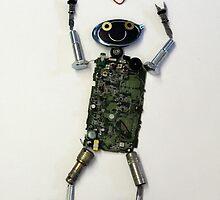 Junk Robot Love by Katie Cowden