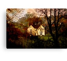 Location, Location, Location ..2 Canvas Print