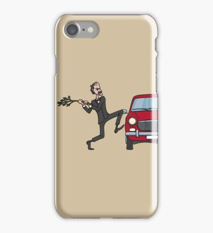 Basil's Fury iPhone Case/Skin
