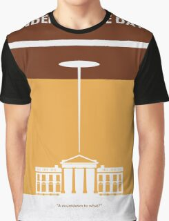 No249 My INDEPENDENCE DAY minimal movie poster Graphic T-Shirt