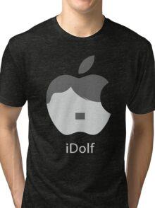 iDolf Tri-blend T-Shirt