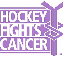 NHL Hockey Fights Cancer by kcrzu3