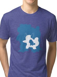 Squirtle Inception Tri-blend T-Shirt