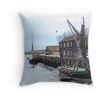 Snape Maltings Throw Pillow