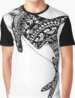Killer Whale Graphic T-Shirt