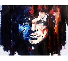 Tyrion Lannister portrait, Game of Thrones Photographic Print