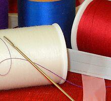Needle and Thread by dasiygirl