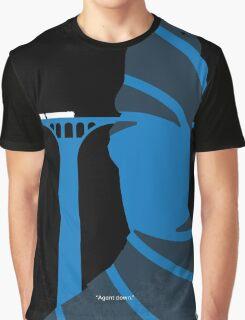 No277-007-2 My Skyfall minimal movie poster Graphic T-Shirt