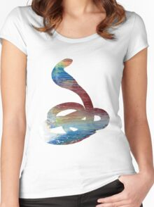 cobra  Women's Fitted Scoop T-Shirt
