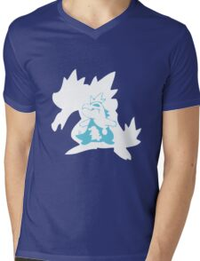 Totodile Inception Mens V-Neck T-Shirt