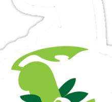 Chikorita Inception Sticker
