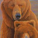 Alaska Coming 1 by Graeme  Stevenson
