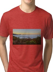 Blue ridge parkway Tri-blend T-Shirt