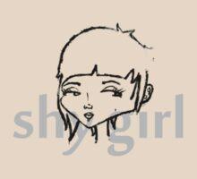 shy girl  by offpeaktraveler