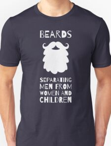 Beards Unisex T-Shirt
