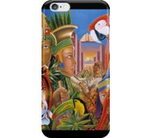 Aztec Days iPhone Case/Skin