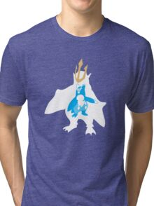 Piplup Inception Tri-blend T-Shirt