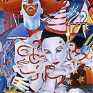 Be a Clown by Graeme  Stevenson