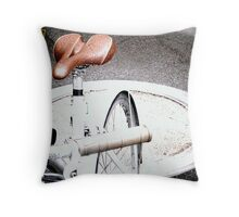 Commuter Throw Pillow
