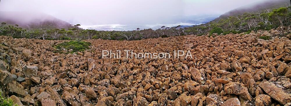 """Rocks On High"" by Phil Thomson IPA"