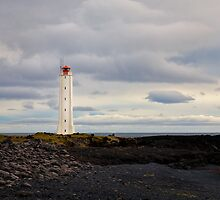 The Lighthouse at Malarrif by rwyoungimages