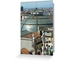 Duomo Milano Greeting Card