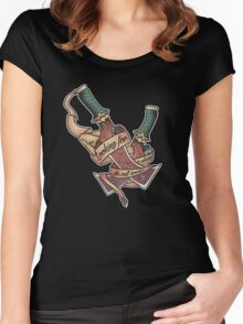 A Place To Call Home (Final Fantasy IX) Women's Fitted Scoop T-Shirt