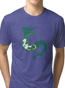 Snivy Inception Tri-blend T-Shirt