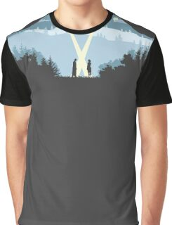 Paranormal Activity Graphic T-Shirt
