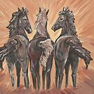 The Three Amigos by Deb Coats