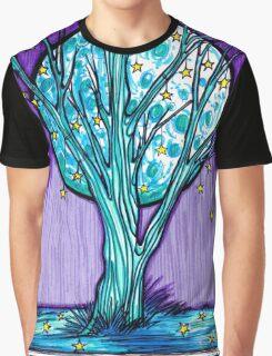 Starfruit Graphic T-Shirt