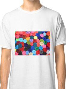 Colorful Balls of Yarn Classic T-Shirt