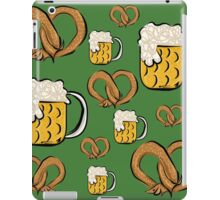 Pretzel Dog & Beer iPad Case/Skin