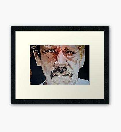 Trejo Framed Print