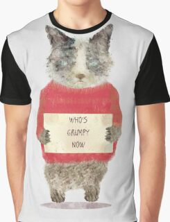 who's grumpy Graphic T-Shirt
