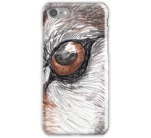 Wolf Eye iPhone Case/Skin