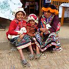 Images Of Peru - The People 11 by Rebel Kreklow