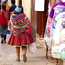 Images Of Peru - The People 12 by Rebel Kreklow