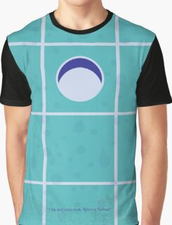 No310 My Porkys minimal movie poster Graphic T-Shirt