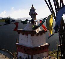 bön monastery. dolanji, india by tim buckley | bodhiimages
