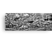 Morawa Rifle Range  Canvas Print